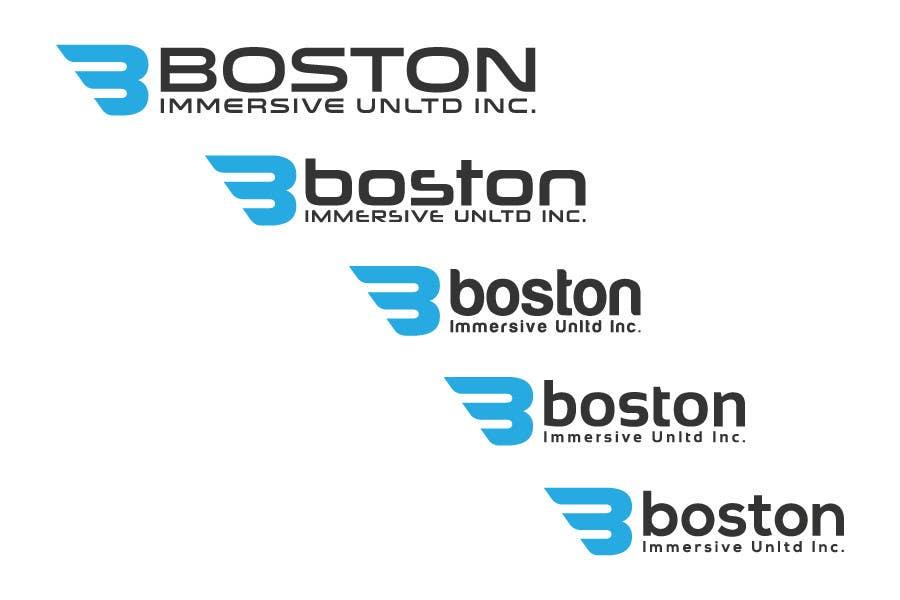 Konkurrenceindlæg #146 for Design a Logo for an Immersive Media Production Studio