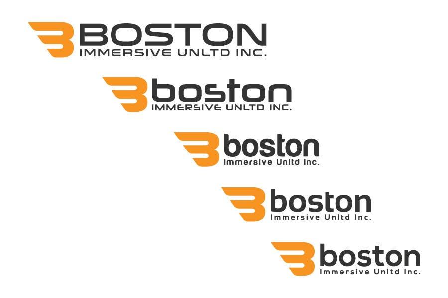 Konkurrenceindlæg #147 for Design a Logo for an Immersive Media Production Studio