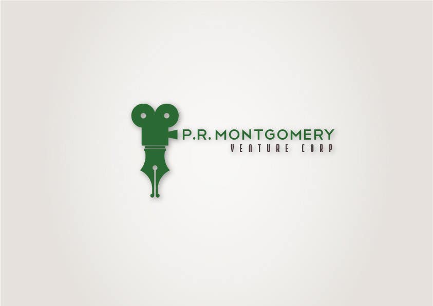 #67 for Design a Logo for my company P R Montgomery Ventures Corp by alfonself2012