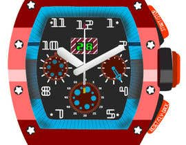 ahernandes tarafından POP ART Colourful Detailed Watch Needed için no 6