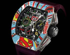 RyanAGKnight tarafından POP ART Colourful Detailed Watch Needed için no 3