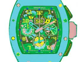 #5 cho POP ART Colourful Detailed Watch Needed bởi tommylauheart