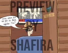 #8 for Illustrate/Draw my Idea | Single Panel Comic af shafirafarah