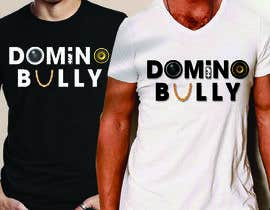 #108 for Shirt Design - Domino Bully by jeewoo258