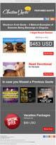 Konkurrenceindlæg #6 billede for Design a Responsive Email Template