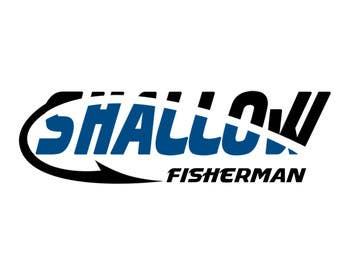 #50 untuk Design a Logo for Shallow Fisherman oleh albertosemprun