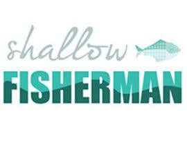 #5 for Design a Logo for Shallow Fisherman by SilvinaBrough