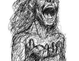 #22 untuk Scribbled dark art oleh jasongcorre