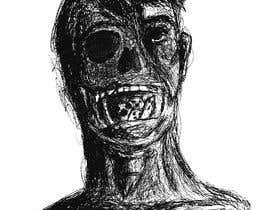 #12 untuk Scribbled dark art oleh Vanxmad