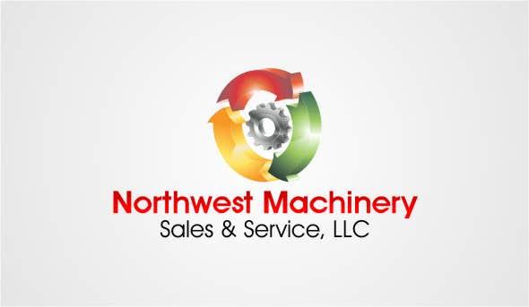 Konkurrenceindlæg #                                        11                                      for                                         Design a Logo for Northwest Machinery Sales & Service, LLC