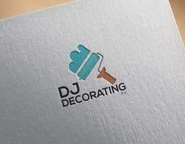 #204 for Painting Company LOGO - DJ Decorating af mstmasuda805