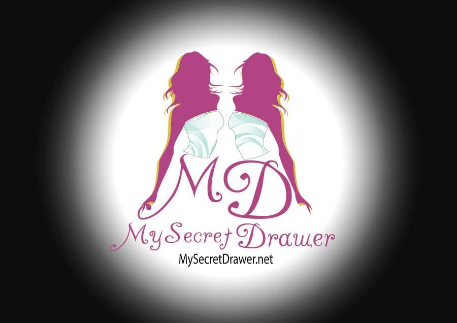 Bài tham dự cuộc thi #14 cho Design a Logo for MySecretDrawer.net