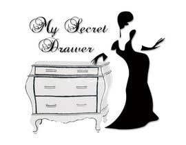 #1 para Design a Logo for MySecretDrawer.net por SimpleSamCodes
