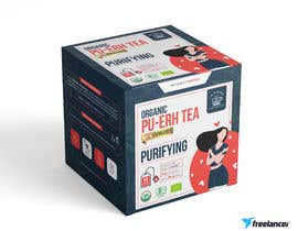 #79 for CANNABIS -TEA BOXES PACKAGING DESIGN by ProGraphics4u