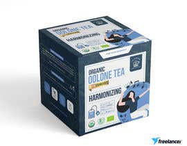 #82 for CANNABIS -TEA BOXES PACKAGING DESIGN by ProGraphics4u