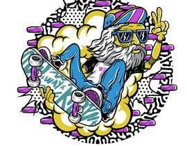 #56 for Original 13x19 Rugged Urban Illustration for T-Shirt Company af rasedkhanlemon43