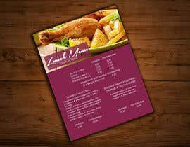 #27 cho I need some Graphic Design for a new Menu bởi ahsan1200