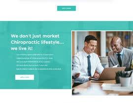Nro 15 kilpailuun New beautiful home page (modern/clean) for marketing agency käyttäjältä adixsoft