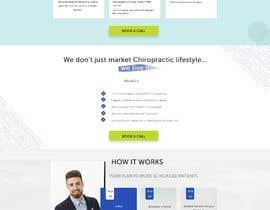 Nro 43 kilpailuun New beautiful home page (modern/clean) for marketing agency käyttäjältä HelenaArtdis