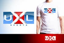 Graphic Design Contest Entry #376 for Logo Design for UXL Sports
