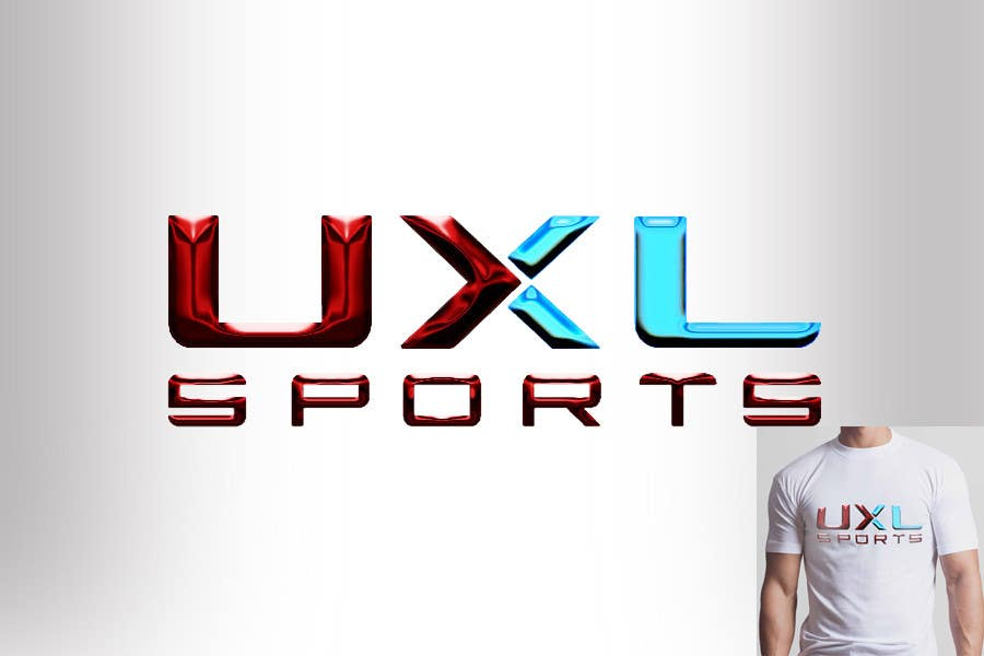 Contest Entry #                                        472                                      for                                         Logo Design for UXL Sports