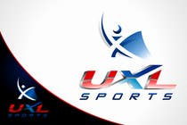 Graphic Design Contest Entry #204 for Logo Design for UXL Sports
