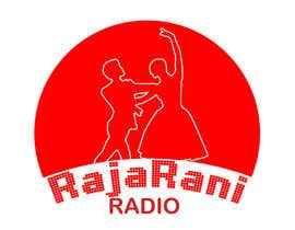 nº 14 pour RajaRani Radio logo par umair2288