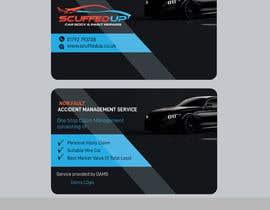 #10 for Design a Keyring Card for an Auto Body Shop af miloroy13