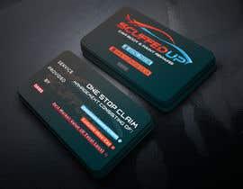 #35 for Design a Keyring Card for an Auto Body Shop af suprovatpatra