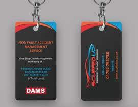 #168 for Design a Keyring Card for an Auto Body Shop af mamun313