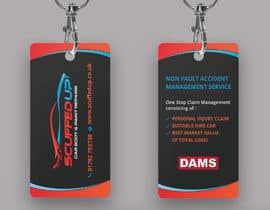 #184 for Design a Keyring Card for an Auto Body Shop af mamun313