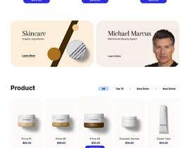 #73 for Michael Marcus Cosmetic rebrand and launch via shoppify by JohnFLAG