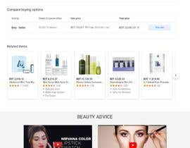 #85 for Michael Marcus Cosmetic rebrand and launch via shoppify by JoshuaLbon