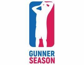 #84 for Gunner season league logo for t shirt af RBRDSGN