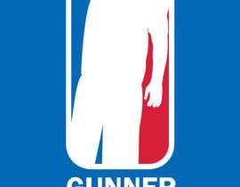 #39 for Gunner season league logo for t shirt af Sevillejo