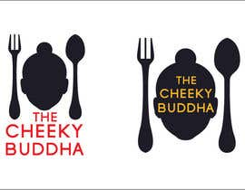 nº 17 pour Design a Logo for The Cheeky Buddha par rahulwhitecanvas