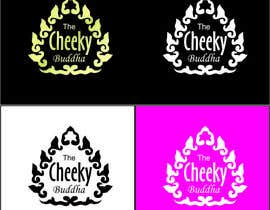 nº 4 pour Design a Logo for The Cheeky Buddha par mrcom886