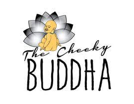 nº 22 pour Design a Logo for The Cheeky Buddha par Hannahrachael