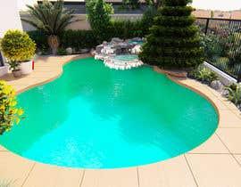 Drawplan tarafından Backyard pool/landscaping design için no 4
