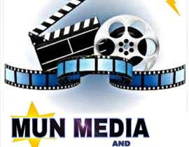 #1002 for Design me a logo for MUN MEDIA & ENTERTAINMENT (Business Name) by mohamedelzaghal2