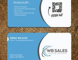 #1891 para Build me a business card  - 29/04/2021 13:14 EDT por Shobuj1995