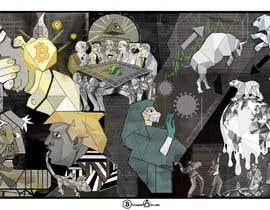 #15 pentru Spin on Picasso's Guernica de către Bearkhann