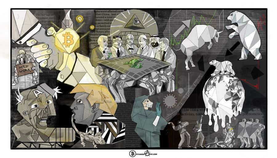 """Intrarea #                                        16                                      pentru concursul """"                                        Spin on Picasso's Guernica                                     """""""