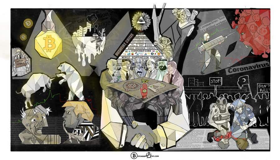 """Intrarea #                                        25                                      pentru concursul """"                                        Spin on Picasso's Guernica                                     """""""