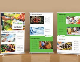 #29 for Design a Banner (pull up - not an online banner) for a conference af estheranino1