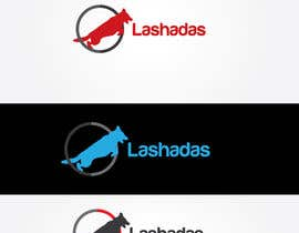 #161 for Design a Logo for Lashadas by aryathegirl