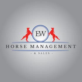 #190 for Design eines Logos for a horse selling company -- 2 af onkarpurba