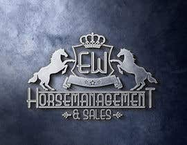 #136 for Design eines Logos for a horse selling company -- 2 af ayubouhait