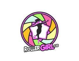 #149 para Refresh the RollerGirl.ca branding (new logo, colours & fonts for our roller skate shop) por veranika2100