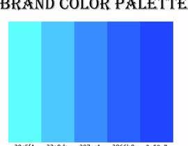 #14 for Brand color palette by Arpanawasthi